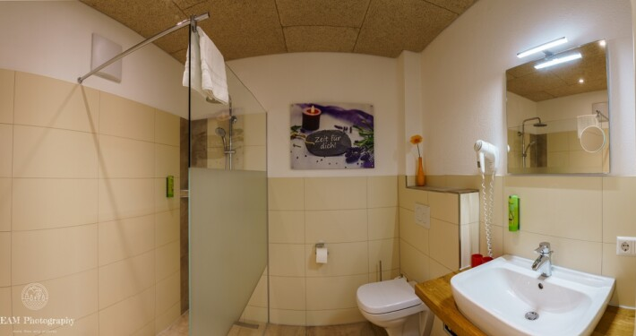 Hotel Ravensburg Comfort Bad